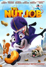 The Nut Job (DVD, 2014)-NEW, SEALED. FREE SHIPPING