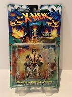 X-Men Savage Land Wolverine Brand New Sealed Marvel Action Figure Toy Biz 1996