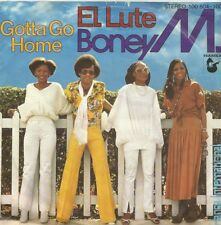 Boney M. - El Lute / Gotta Go Home (Vinyl-Single 1979) !!!