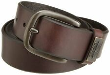 NEW Levis Mens Bridle Belt With OrnamentBrown38 FREE SHIPPING