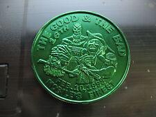 batman pirate 1993 mardi gras doubloon mobile alabama coin rare