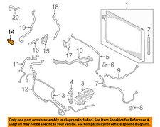 BMW OEM 10-11 X6 A/C AC Condenser/Compressor/Line-Auxiliary Pump 64119230233