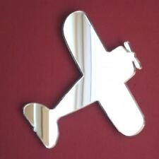 Biplane Acrylic Mirror (Several Sizes Available)