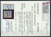 Schweiz P13 geprüft gestempelt 1882 Portomarken (9045573