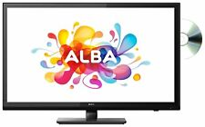 Alba 24 Inch 720p HD Ready TV/ DVD Combi HDMI Scart USB
