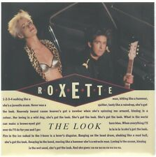 ROXETTE - The Look-- NM