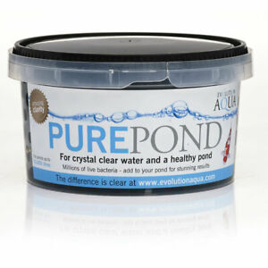 Purepond For Crystal Clear Water & Healthy Pond Ideal For Ponds Up To 10,000L