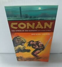 Conan The Tower of the Elephant TPB Dark Horse Graphic Novel
