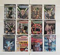 Cyberella 1-12 Complete Helix DC Chaykin Cameron 1996 Set Series Run Lot VF/NM