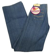 "Blue LandLubber (10.5"") Bell Bottom Pants/Jeans W25 L37 Vintage"