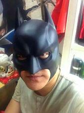 Cool Superhero Batman Full Head Mask Latex Helmet Unisex Cosplay Party Halloween