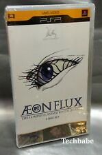 NEW Aeon Flux: Complete Animated Collection (Sony PSP UMD Video) 2 disc set
