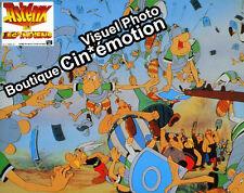 12 Photos Exploitation Cinéma 21x27cm (1994) ASTÉRIX ET LES INDIENS animat NEUVE