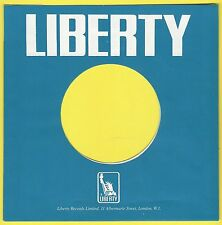 LIBERTY REPRODUCTION RECORD COMPANY SLEEVES - (pack of 10)