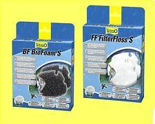 Kombiset Filterschwamm BF und Vlies FF für Tetra EX Außenfilter 400/600/700/800