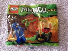 Ninjago LEGO Set 30085-Jumping SERPENTI-NUOVO ANCORA SIGILLATA