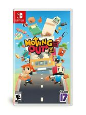 NINTENDO SWITCH - MOVING OUT BRAND NEW SEALED