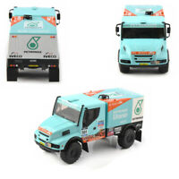 Diecast 1/43 scale Rally Dakar IVECO Powerstar 501 Truck ModelBlue Racing Car