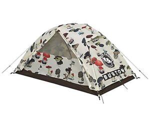 Big Agnes 2 person tent - Burton Night Cap Shrooms Used 2x