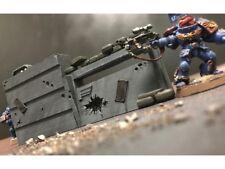 Infantry Defensive Position 31x122x57mm 40k Legion Terrain Scenery Tabletop