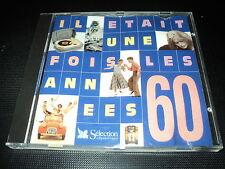 """CD """"IL ETAIT UNE FOIS LES ANNEES 60 - VOLUME 2"""" 22 titres"""