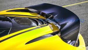 McLaren 720s Carbon Fiber Active Rear Wing/Spoiler Air Brake BRAND NEW!