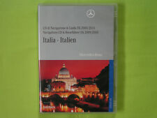 CD NAVIGATION ITALIEN MERCEDES BENZ COMAND APS DX 2010 C CL CLK E G M S SL 10.0