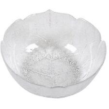 Luminarc Glasschale Aspen, 27 cm, Salat Schüssel Design Blatt Form