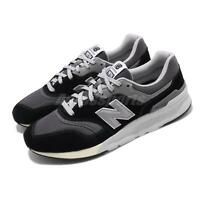New Balance CM997HBK D 997H Black Grey Men Casual Shoes Sneakers CM997HBKD