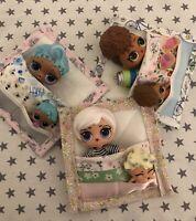 lol doll sleeping bag, Stocking Filler Or Party Bag Gift.