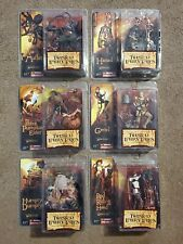 Mcfarlane Monsters Twisted Fairy Tales Complete Set of 6 - New In Package