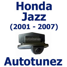 Car Reverse Rear View Backup Parking Camera Honda Jazz Reversing Light LED 01-07