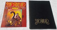 Den 2 Muvovum S&N Ltd to 150 Hardcover HC HB Richard Corben art Catalan Rare 1st
