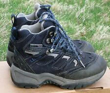 LL Bean Toddler Boys TRAIL HIKERS WATERPROOF Winter Navy Hiking Boots Size 13