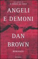 DAN BROWN, ANGELI E DEMONI, MONDADORI 2004