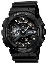 Casio G-Shock GA-110-1BDR Men's Wristwatch - Black
