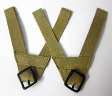 US Airborne Helmet Liner 'A' Yokes Suspension chin straps cup WW2 Army M1 M2 M1C
