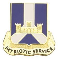 0393 Regiment Unit Crest (Patriotic Service)