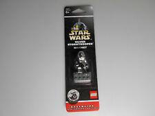 Lego® Sta Wars Minifigur Silver Stormtrooper Magnet 852737  Neu