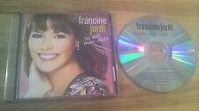 CD canzonette Francine Jordi-sei il mio eroe (1) canzone PROMO Koch Universal SC