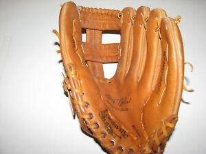 "Louisville Slugger Graig Nettles Autograph Model Leather Baseball Glove 12"""