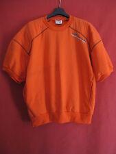 Sweat Adidas Vintage 80'S Orange USA Basket Vintage Jersey - 174 / M