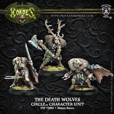 Hordes Circle Orboros The Death Wolves by Privateer Press PIP 72083