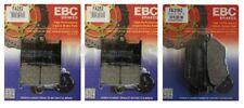 Yamaha Fjr1300a Fjr1300 ABS 5vs 2003-2005 Set EBC