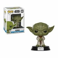 Star Wars: The Clone Wars Yoda Pop! Vinyl Figure # 269