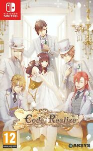 Code Realize: ~Future Blessings - Nintendo Switch - BRAND NEW & SEALED UK