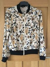 New Look Zip Polyester Floral Coats & Jackets for Women