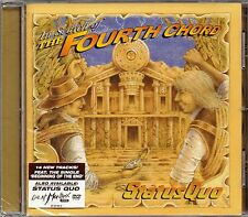 Statu quo-dans search of the Fourth Chord/CD/NEUF & OVP/sealed!