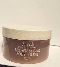 FRESH Brown Sugar Body Polish 7 oz NEW!