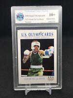 1992 IMPEL OLYMPIC OSCAR De La HOYA BOXING PCG 10+ PRISTINE ROOKIE PSA BGS?